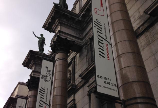 Belçika'dan Sanat Notları: 3 Şehir, 4 Müze
