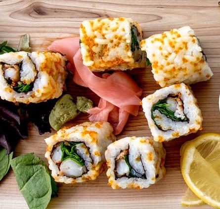 Sushi: İstanbul'da Uzak Doğu Restoranlarının Peşinde