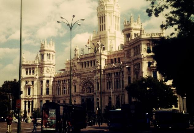 Endülüs Seyahatnamesi Final: Dönüş Yolunda - Madrid