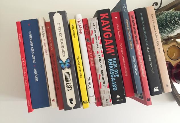 2017 Edebiyat Güncem: Bu Yılın Edebiyat Haberleri ve Favori Kitaplarım