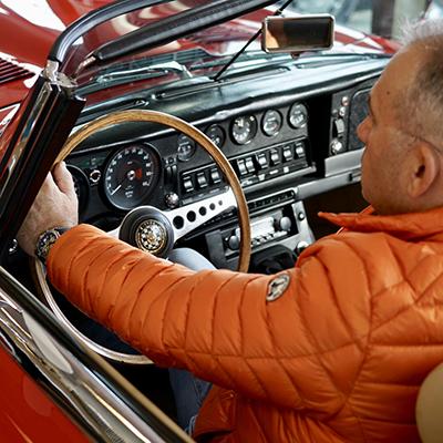 Klasik Otomobil Koleksiyonerleriyle Söyleşiler: Leon Kalma ve Klasik Tutkusu