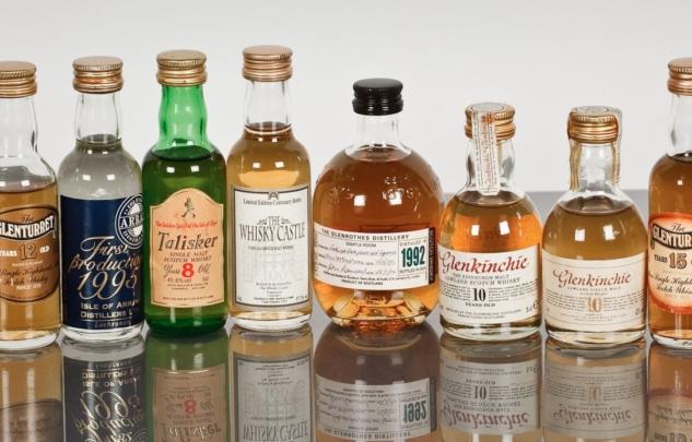Minyatür-Viski