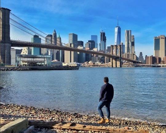 New York'ta Yaşamak: Kaan Dönmez ile Keyifli Bir Söyleşi