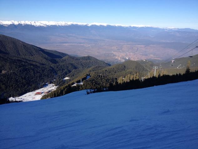 kayak merkezleri – bulgaristan