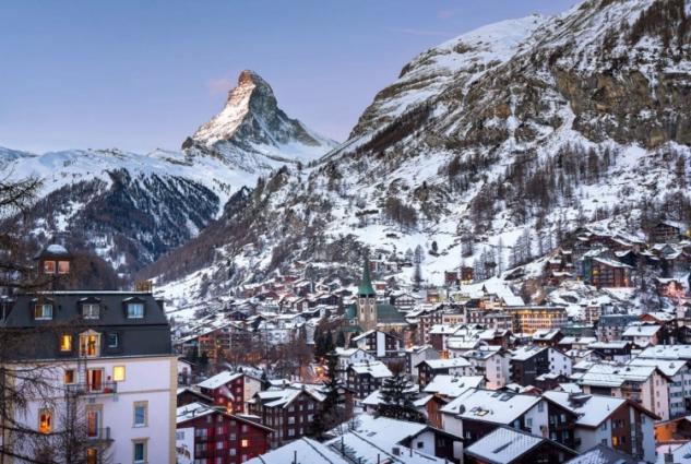 kayak merkezleri – isvicre