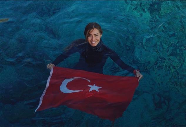 Deniz Kokan Sohbet: Su Altı Dalış Rekortmeni Şahika Ercümen'le Söyleşi