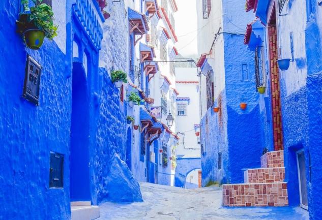 6 Renk, 6 Şehir: Görmek İsteyeceğiniz, Tek Renkli 6 Şehir