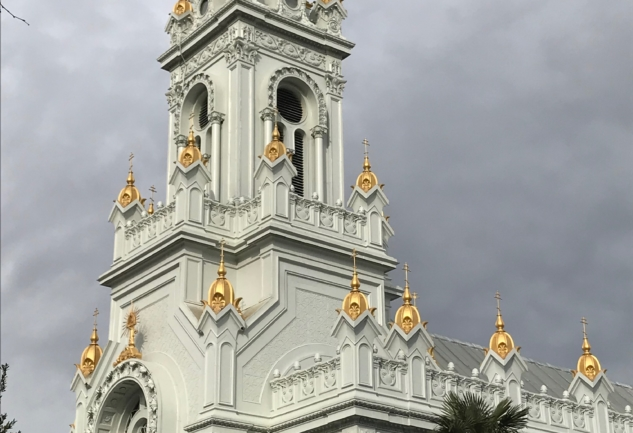 Haliç Kıyılarında Demirden Bir Dantel: Sveti Stefan Kilisesi