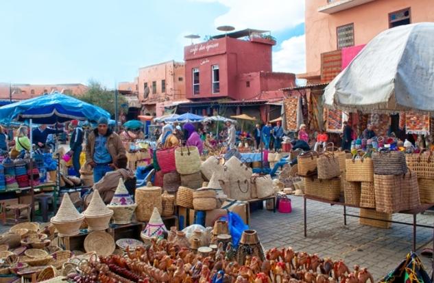 Morocco, Marrakesh 3