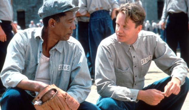 Shawshank Redemption filmi