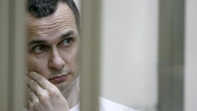 The Trial: The State of Russia vs Oleg Sentsov  / Dava: Rusya Devleti Oleg Sentsov'a Karşı
