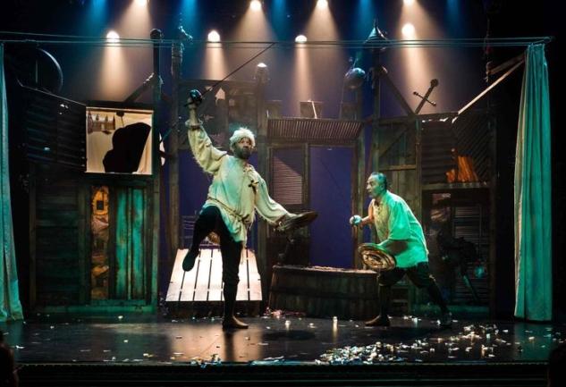 Bir Garip Shakespeare: Baba Sahne'den