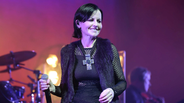 The Cranberries in concert, Olympia. Paris, France – 04 May 2017