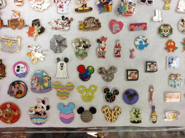 koleksiyon – disney pins