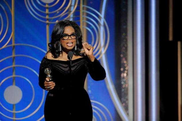 Cecil B. DeMille Ödülü: Oprah Winfrey   Fotoğraf: Reuters