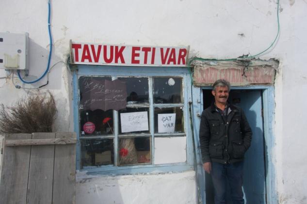 Bakkal Boğatepe Köyü