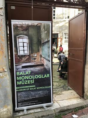 Balat Monologlar Müzesi: Ömre Bedel Bir Seyir Deneyimi