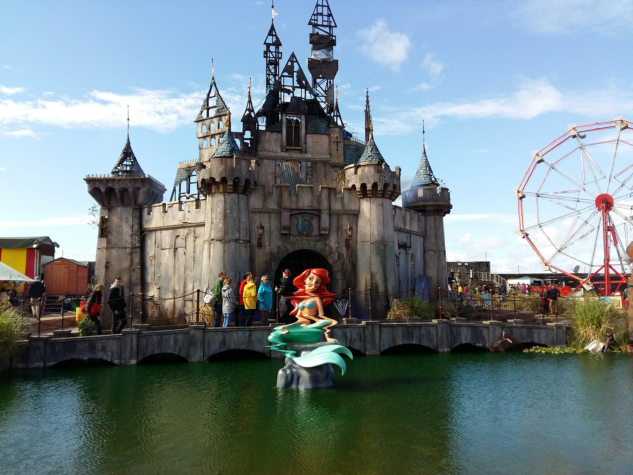 dismaland-and-ariel