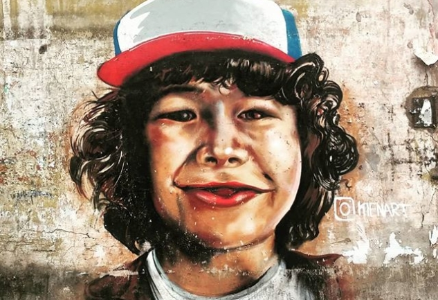 İstanbul'da Sokak Sanatı: Ara Sokaklardaki Renkli Graffitiler
