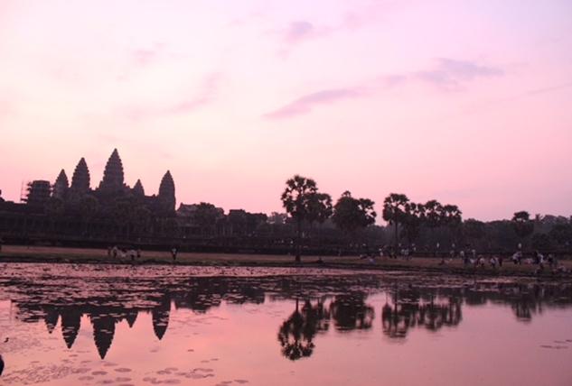 Huzur Arayanların Şehri: Siem Reap, Kamboçya