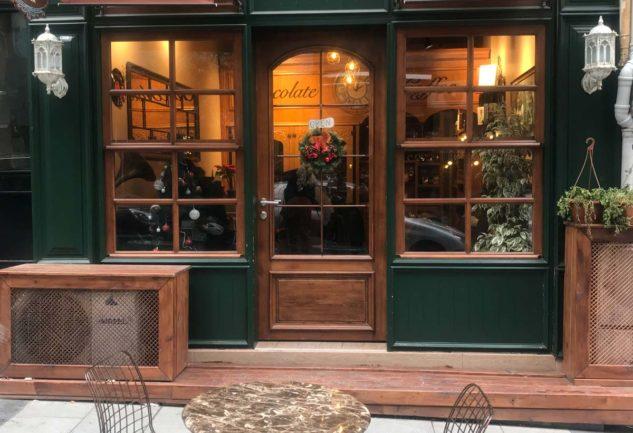 La Vie Praline: Akaretler'in Minik Çikolata Dükkanı