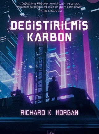 Cyberpunk-Noir: Değiştirilmiş Karbon / Altered Carbon