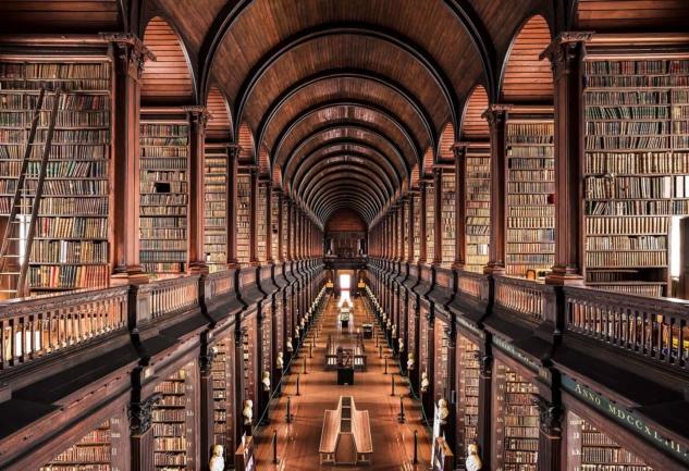 Dünyanın Dört Bir Yanından En Büyüleyici Kütüphaneler