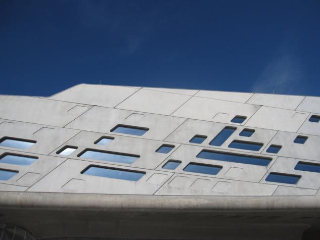 Phaeno Bilim Merkezi