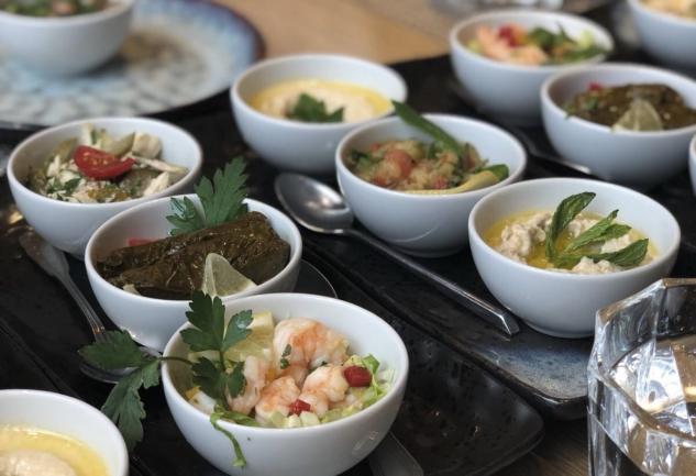Shangri-La Bosphorus'ta Lübnan Yemekleri Festivali