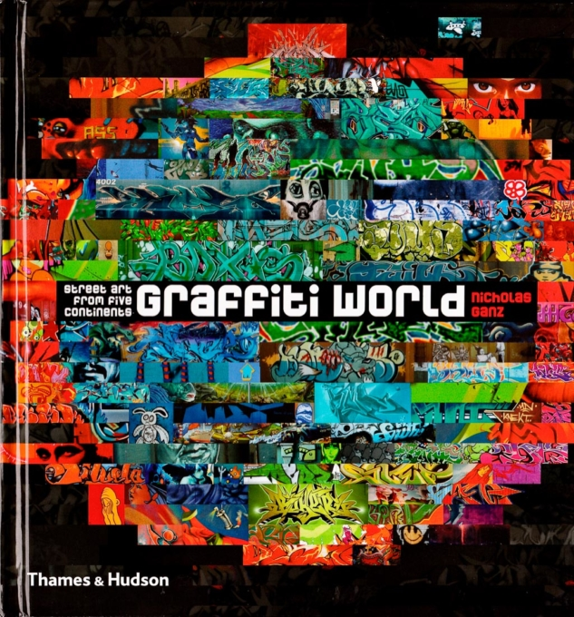 Graffiti World – street art from five continents