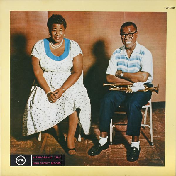 klasik caz albumleri – ella fitzgerald louis armstrong