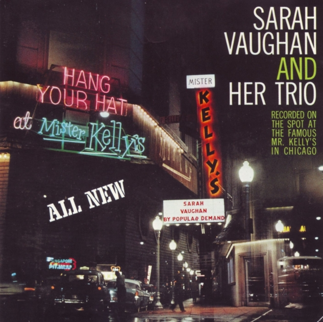 klasik caz albumleri – sarah vaughan