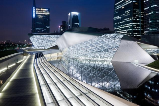 opera binalari – guangzhou