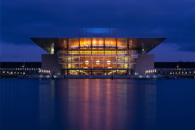 opera binalari – kopenhag
