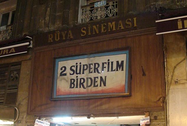 sinemalar – ruya sinemasi
