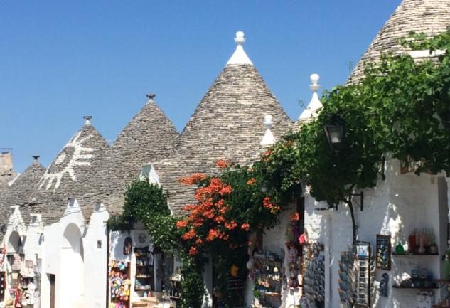 Puglia Turu Vol.2: Matera, Bari, Alberobello, Polignano a Mare