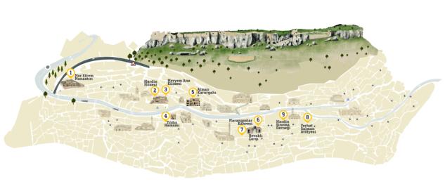 Bienal – harita