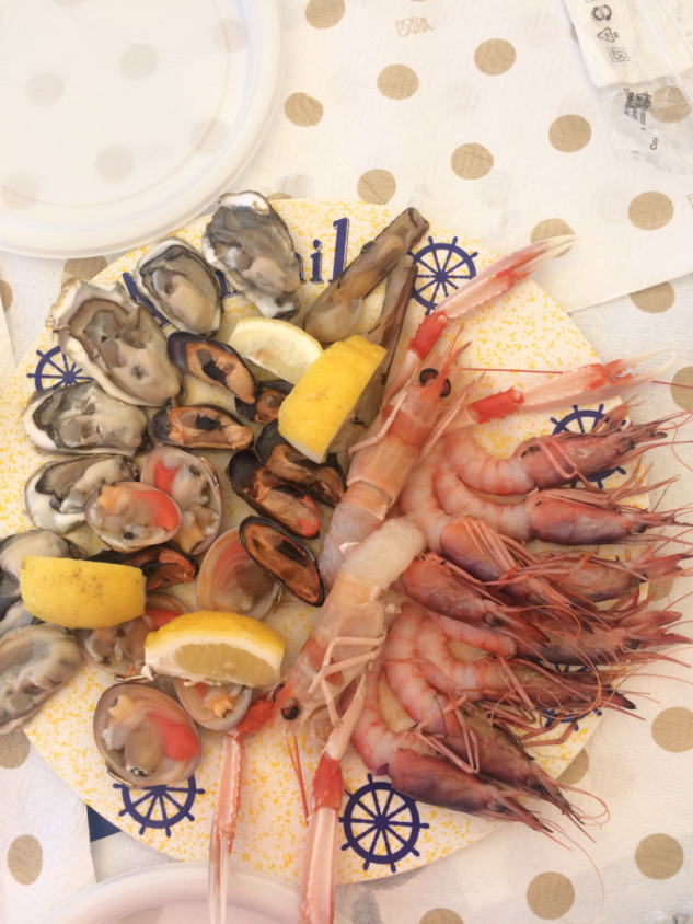 Deniz ürünleri gallipoli