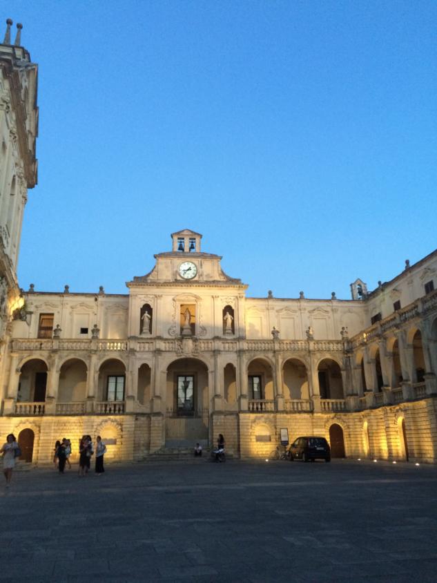 Duomo Meydanı Lecce