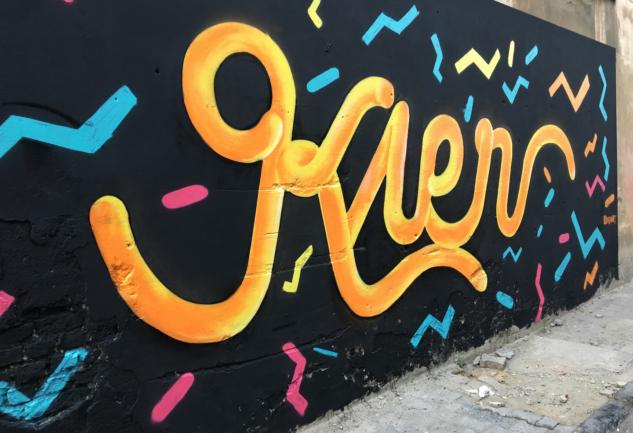 Kien Art ile İstanbul, Grafiti ve Sosyal Medya Üzerine