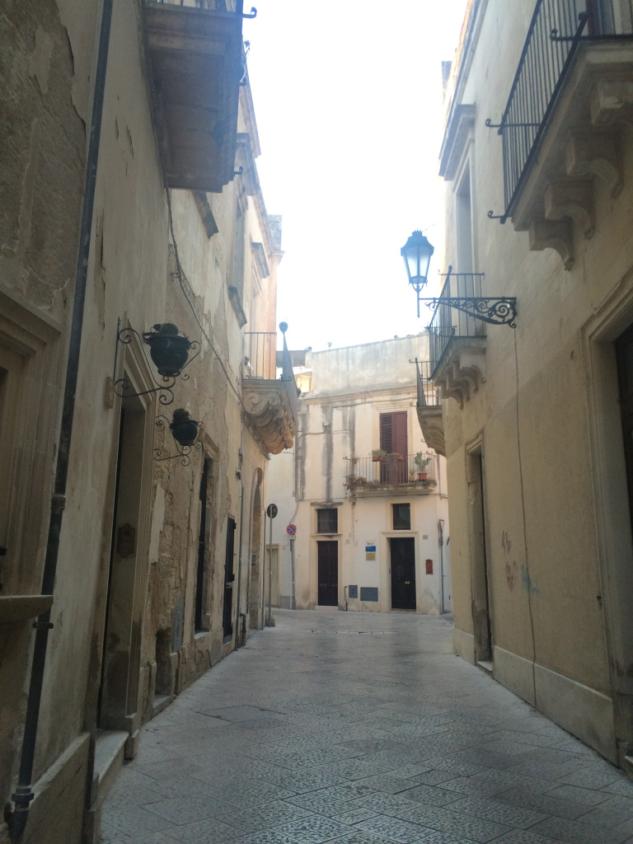 Lecce Binaları