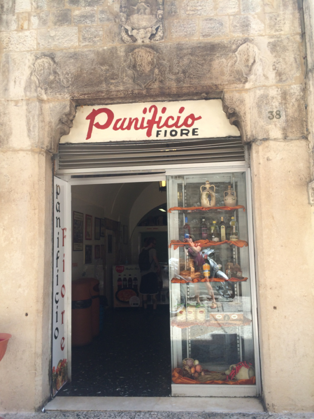Panificio Fiore, Bari