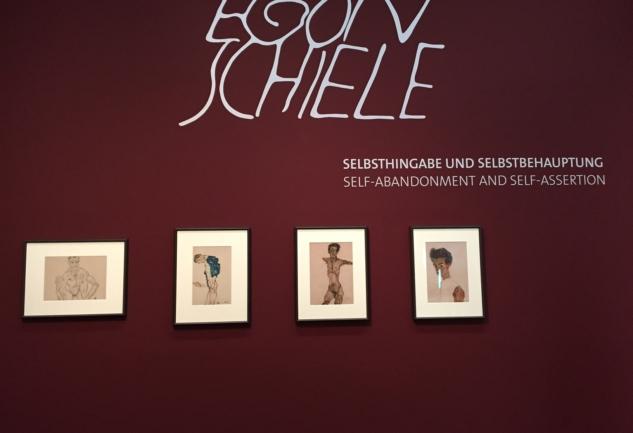 Viyana Yazıları – 3 Bir Ressam, Bir Sergi, Bir Şehir: Egon Schiele Jübile Sergisi ve Schiele'nin İzinde