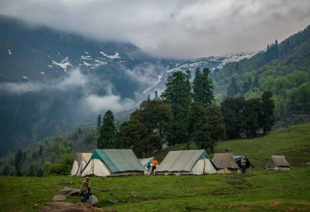 Havalar Isındı: En İyi Kamp Yeri Önerileri