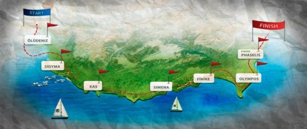 likya map