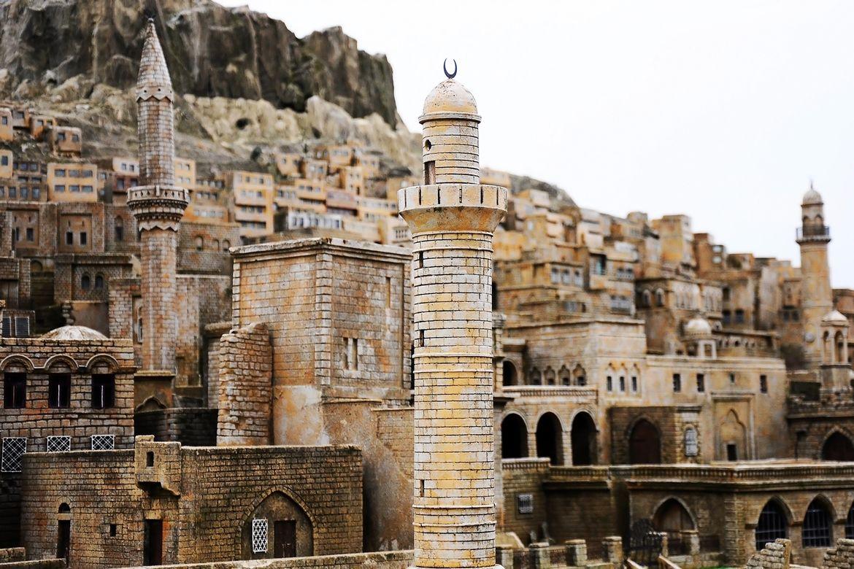 Online Mektep - Mardin: Sanal Şehir Turu