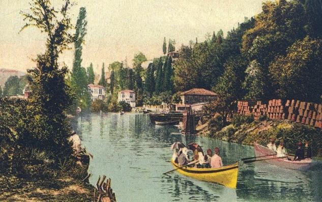 nostaljik istanbul – goksu deresi