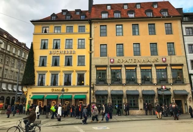 Bavyera'dan Notlar: Münih'te Gezilecek Yerler