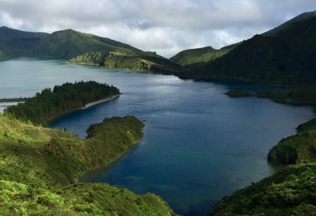 Avrupa'nın Hawaii'ye Cevabı: Azorlar