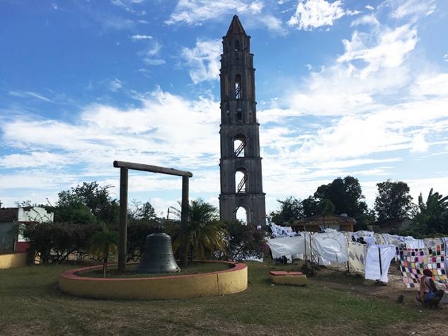 Manaca Iznaga Kulesi